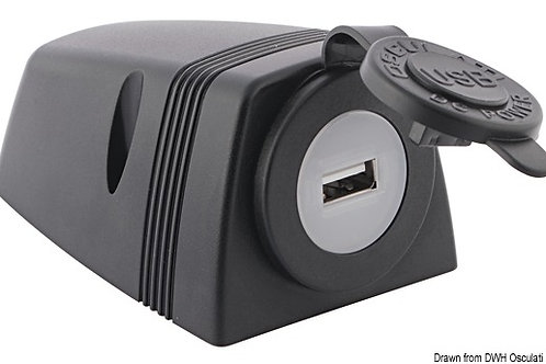 ΠΡΙΖΑ ΕΠΙΚΑΘΗΜΕΝΗ ΜΕ ΘΥΡΑ USB