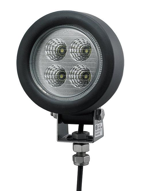 ΠΡΟΒΟΛΕΑΣ 4x3W LED ΑΔΙΑΒΡΟΧΟΣ ΙΡ66 390LM 9-56V