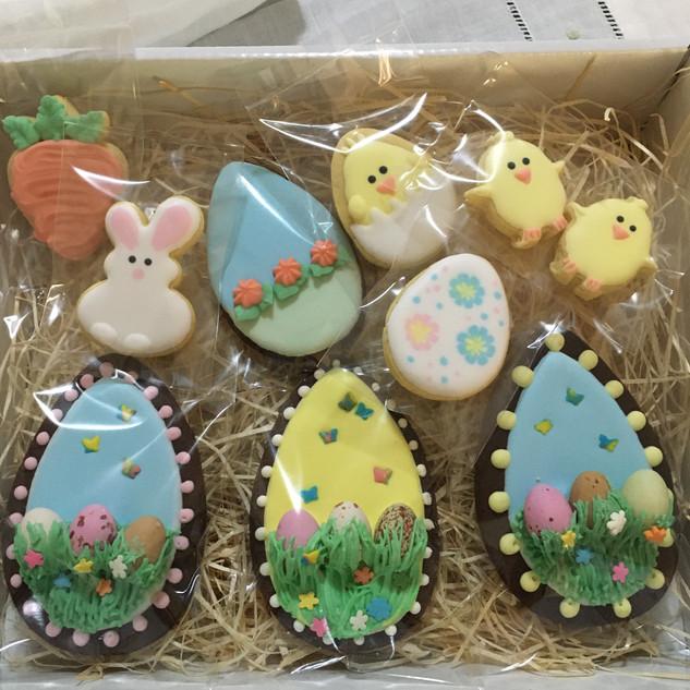 Easter Cookie Packs