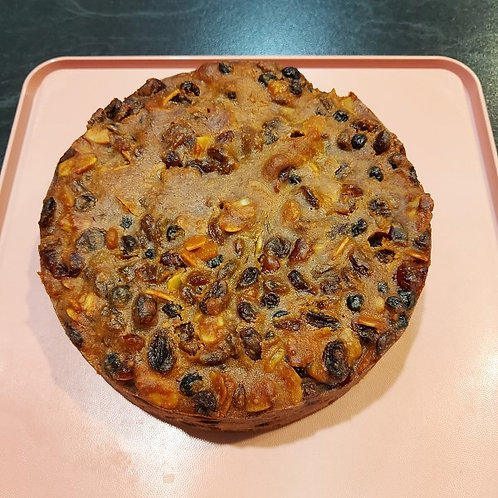 "8"" Brandy Matured Christmas Cake"