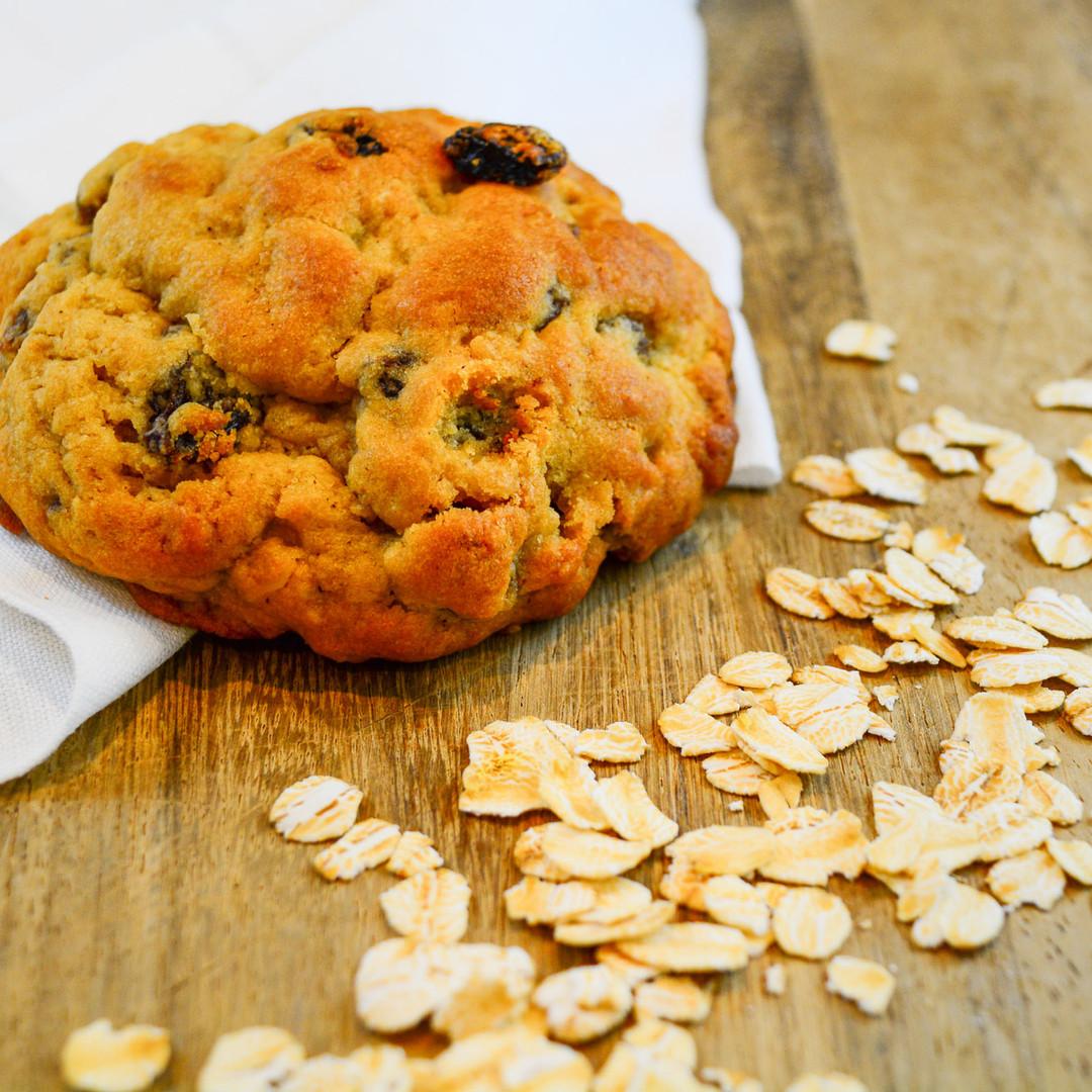 Chunky cookies