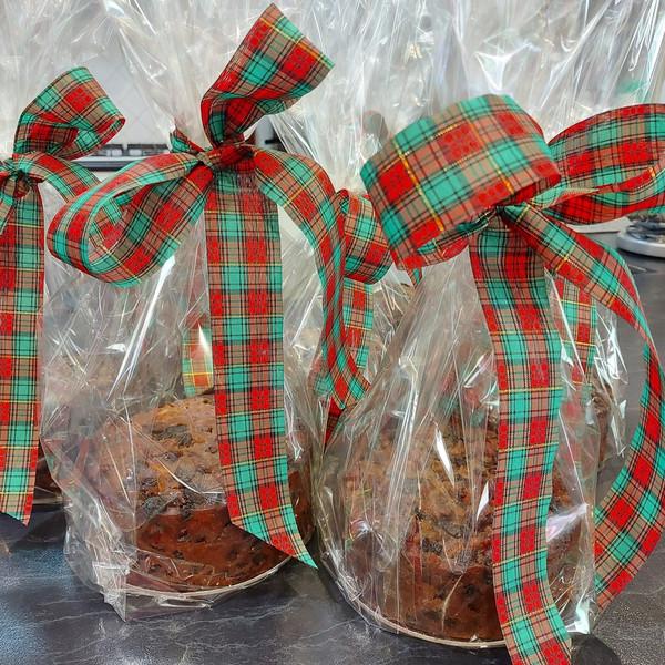 Brandy Matured Christmas Cakes