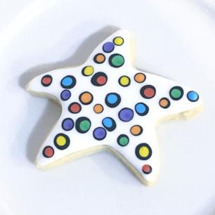 Rainbow starfish