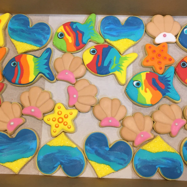 Pisces platter