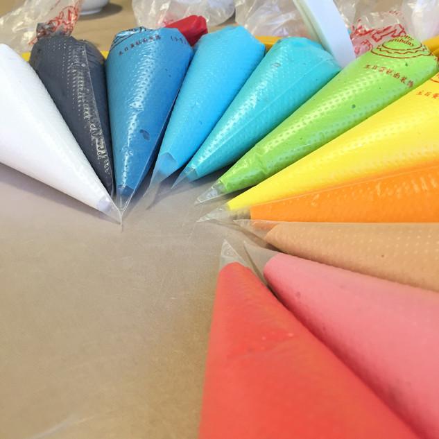 Choose your colour palette
