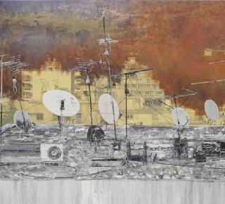 Xavier Deshoulier, Sea View (Beirut), 2006