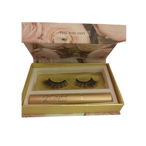 The Bad Assy- Magnetic Lash and Liner Set