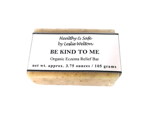 Be Kind To Me (Organic Soothing Soap Bar)