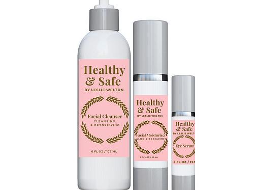 Healthy & Safe Skincare Bundle