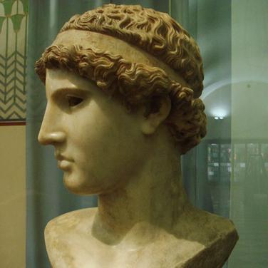 Atenea Lemnia de Fidias