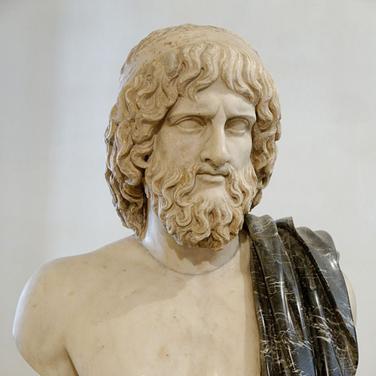 Busto de Hades