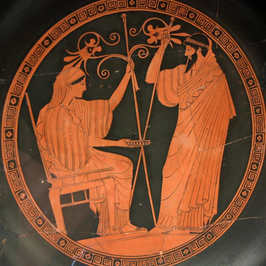 Hera y Prometeo