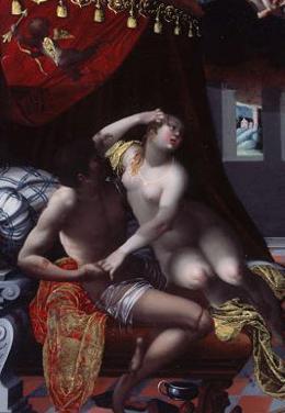 Venus, Martes y Vulcano