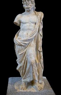Zeus encontrado en Kamiros