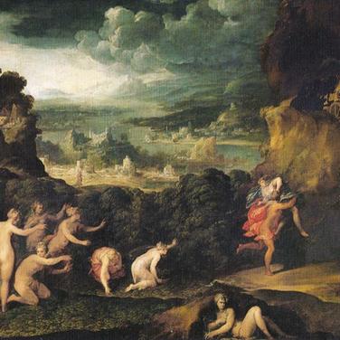 Rapto de Perséfone