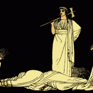 El asesinato de Agamenón