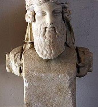 Busto de Dionisio