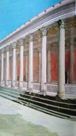 Reconstrucción del Ágora de Salónica..jp