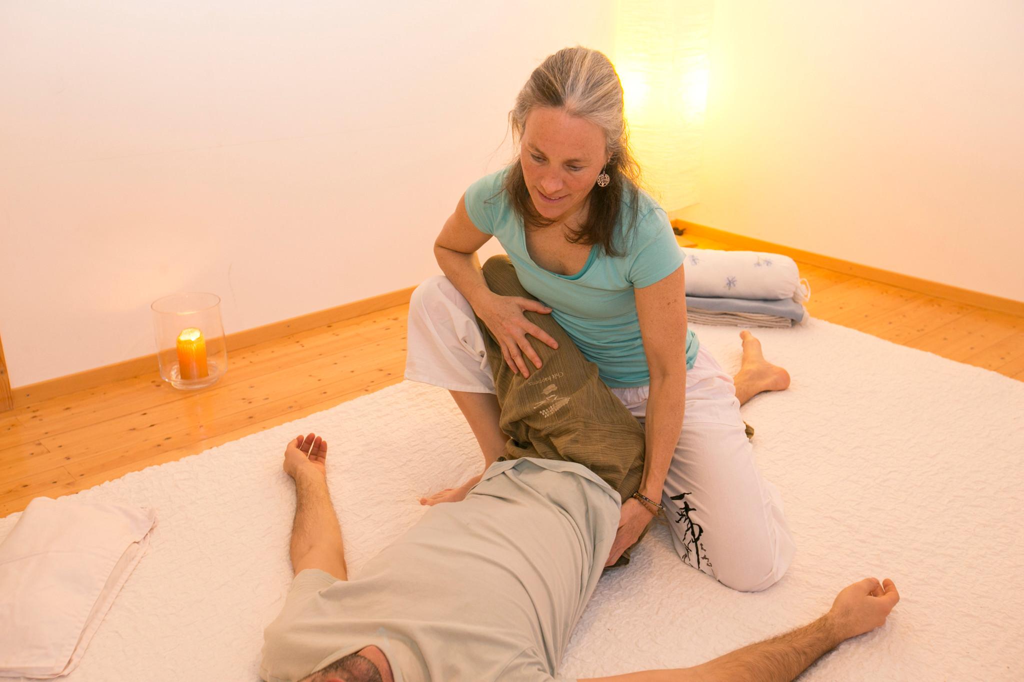 Thai Yoga Treatments