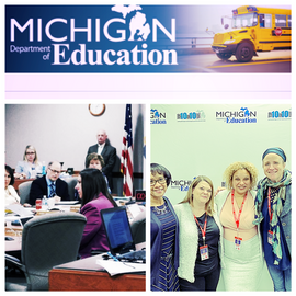Technical Assistance with the Michigan Department of Education.