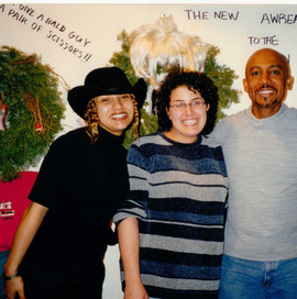 Archer aDroit CEO working with Montel Williams.