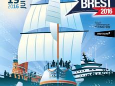 Fêtes maritimes internationales de Brest 2016