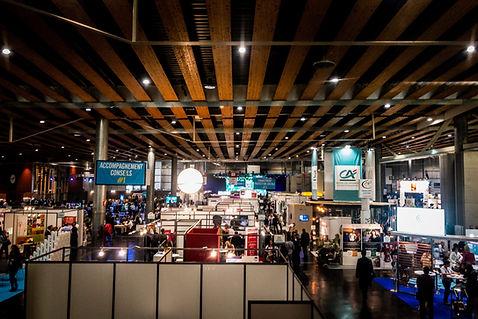 Salon Créer Lille Grand Palais - Dark Side Energy
