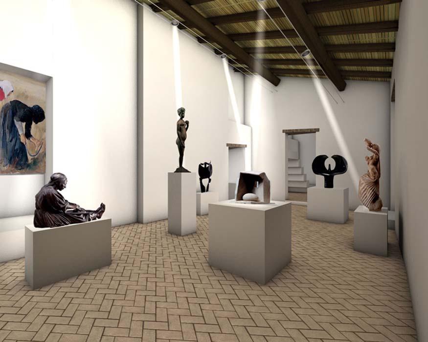 ALLESTIMENTO MUSEO DEL PANE