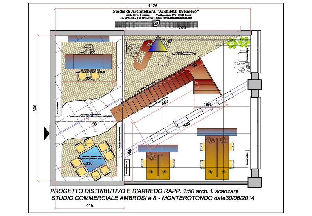 LOFT OFFICE MONTEROTONDO