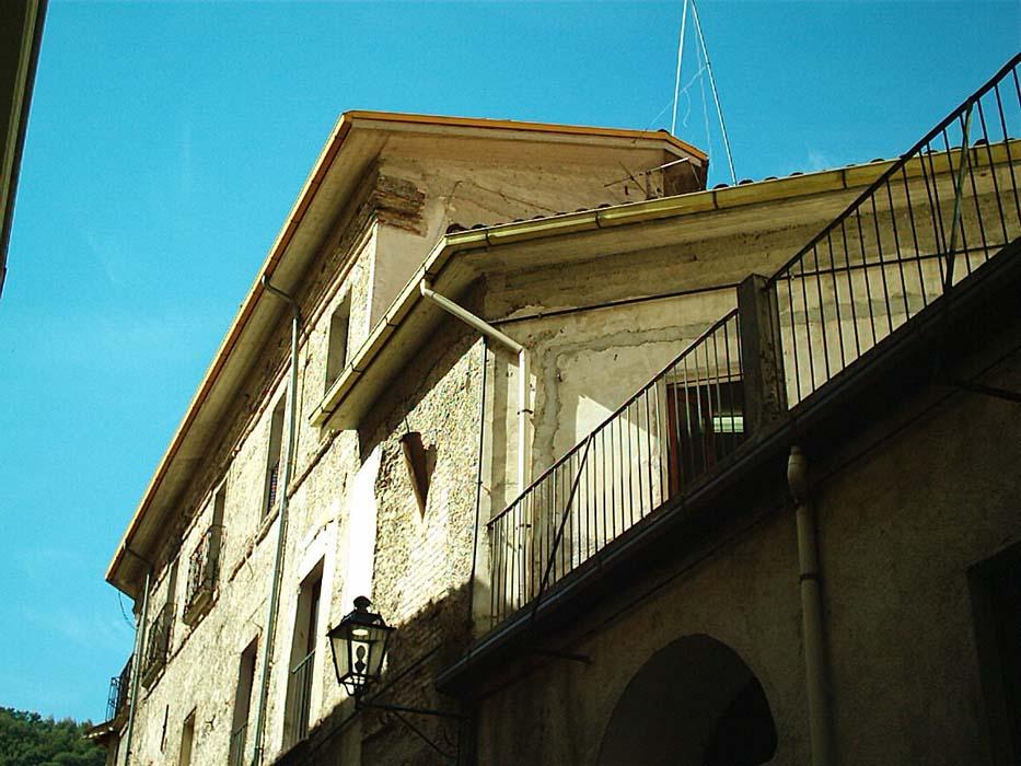 PALAZZO BLASETTI ANTRODOCO (RI)
