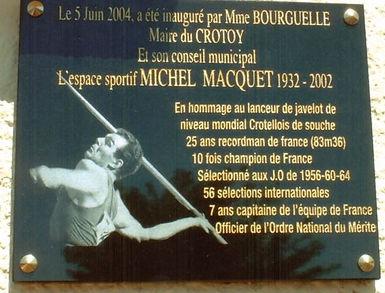 Michel MACQUET Album
