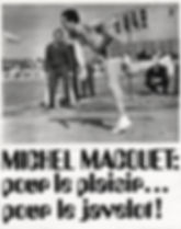 Michel MACQUET Album