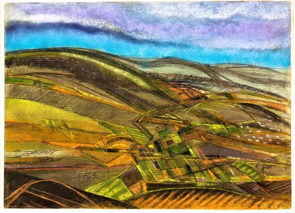 Ein Hashofet Landscape