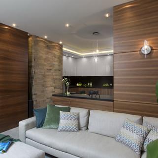 Минимализм и Эко стиль с дизайне квартир