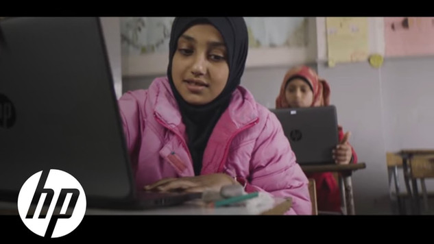 HP - Clooney Foundation for Justice - Commercial