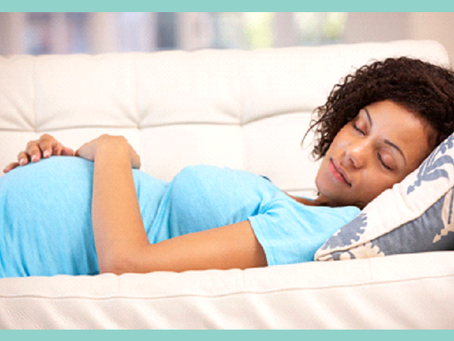 Could pregnancy relaxation be the key to an easier birth?