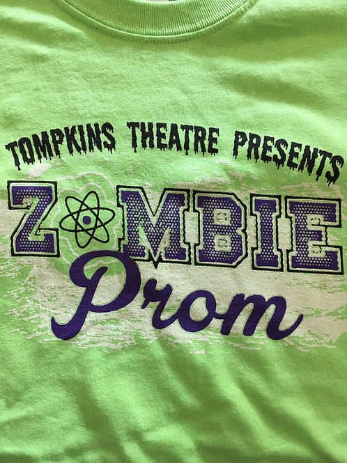 Zombie Prom Production T-Shirt
