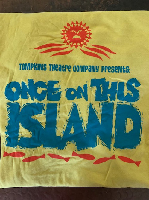 Once on This Island Production T-Shirt