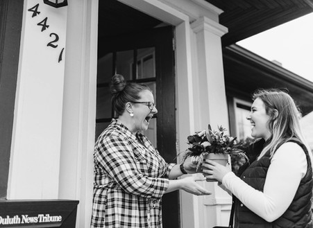 Vendors with Values: Superior Blooms | Duluth, MN