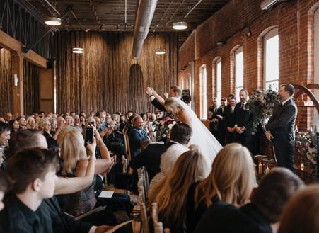 JX Event Center Marriage   Stillwater, MN   Lauren + Sam