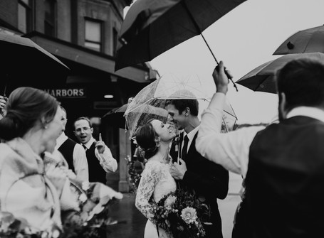 North Shore Autumn Wedding | Two Harbors, MN | Kellee + Lee