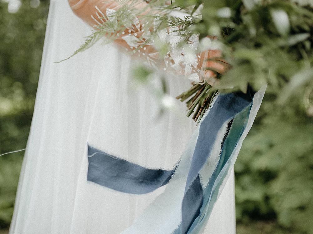 Summit Chalet Wedding - Duluth Wedding Photographer - bridal portraits