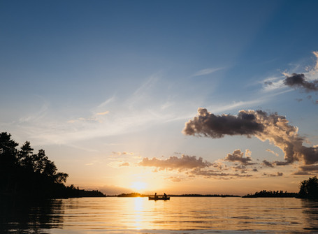 Voyageurs National Park | Camping and Elopement Scouting | International Falls, MN