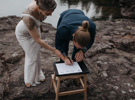 5 Reasons to cancel a wedding photography contract