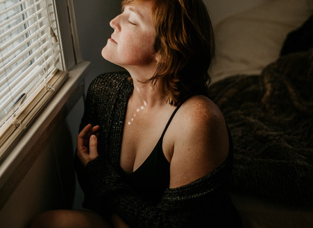 Mental and Physical Preparation for your Boudoir Session