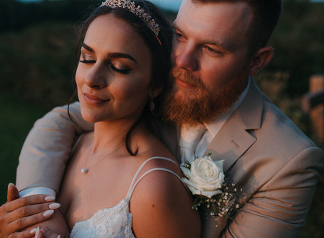 Apple Orchard Wedding | Cadott, WI | Kenzi + Kyle