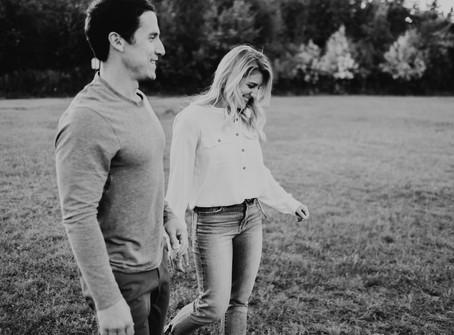 Old Main Park Engagement Session | Duluth, MN | Hannah + Brendan + Sunny
