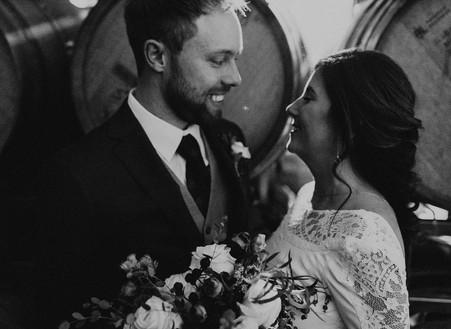 Seven Vines Vineyard Wedding   Minneapolis, MN  Emily + Austin