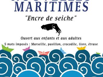 """Concours de nouvelles maritimes """"Encre de seiche"""""""