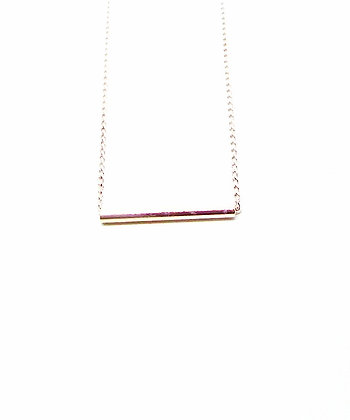 Limbo Necklace - Silver